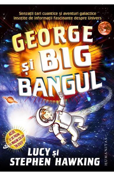 George si Big Bangul de Lucy si Stephen Hawking 0