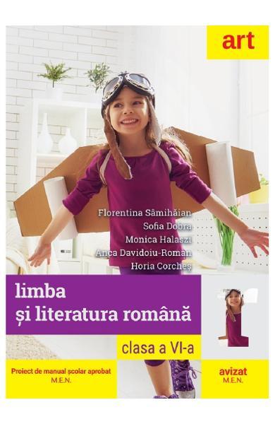 Limba si literatura romana - Clasa 6 - Manual