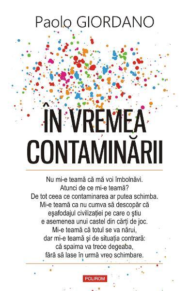 In vremea contaminarii de Paolo Giordano 0