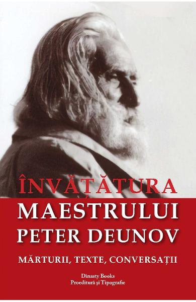 Invatatura maestrului Peter Deunov de Peter Deunov 0