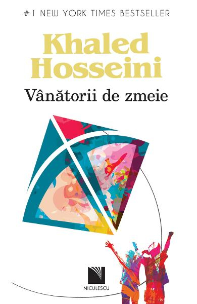 Vanatorii de zmeie - Khaled Hosseini [0]