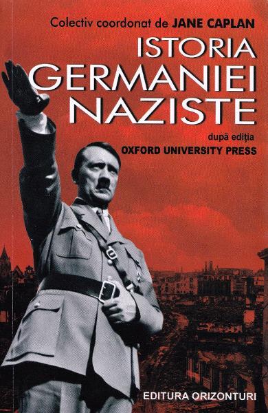 ISTORIA GERMANIEI NAZISTE  - Editie 2020 [0]