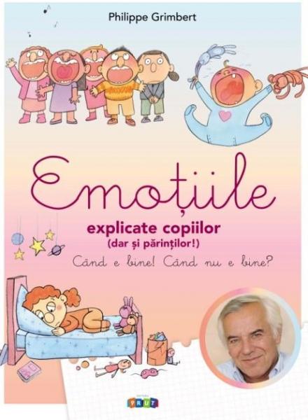 Emotiile explicate copiilor (dar si parintilor!) de Philippe Grimbert [0]