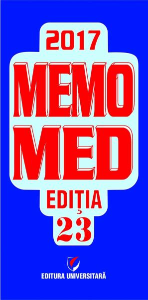 Memomed 2017 - Editia 23 de Dumitru Dobrescu [0]