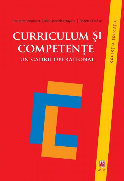 Curriculum si competente. Un cadru operational de Philippe Jonnaert [0]