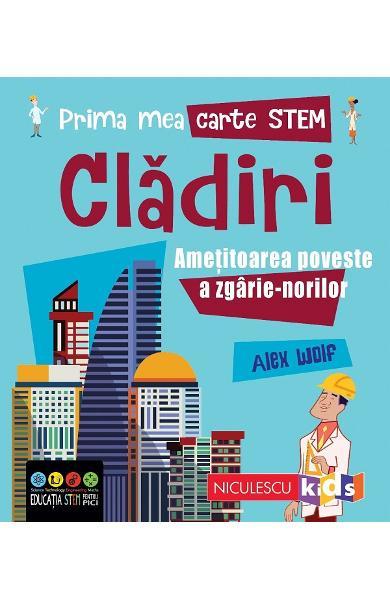 Prima mea carte STEM: Cladiri de Alex Woolf [0]