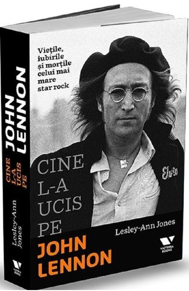 Cine l-a ucis pe John Lennon de Lesley Ann Jones [0]