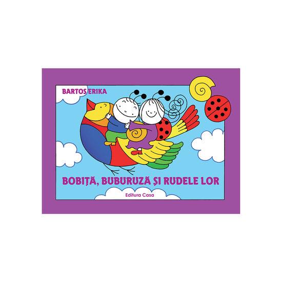 Bobita, Buburuza si rudele lor de Bartos Erika [0]