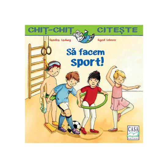 Sa facem sport! de Sandra Ladwig [0]