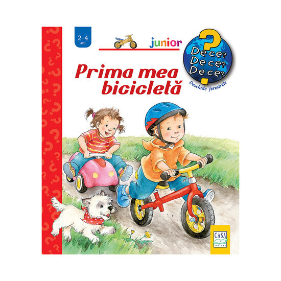 Prima mea bicicleta de Frauke Nahrgang [0]