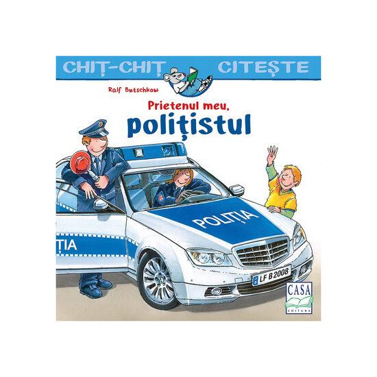 Prietenul meu, politistul de Ralf Butschkow [0]
