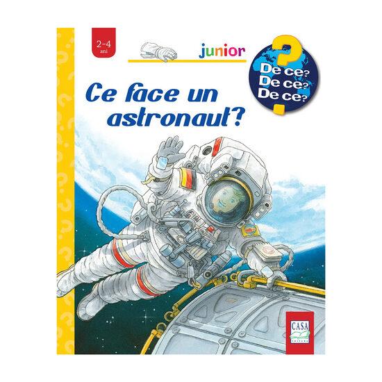 Ce face un astronaut? de Peter Nielander [0]