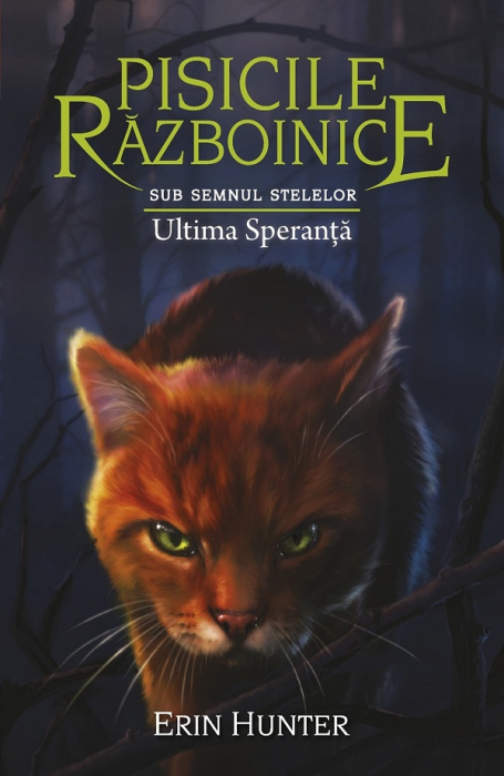 Pisicile Razboinice Vol. 24: Sub semnul stelelor. Ultima speranta de Erin Hunter [0]