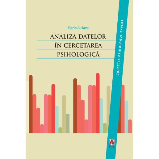 Analiza datelor in cercetarea psihologica de Florin Alin Sava [0]