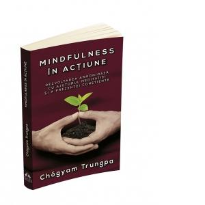 Mindfulness in actiune. Dezvoltarea armonioasa cu ajutorul meditatiei si a prezentei constiente de CHOGYAM TRUNGPA [0]