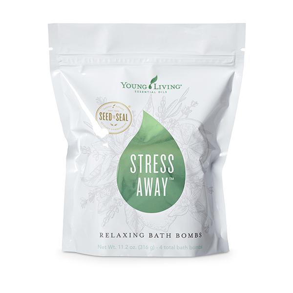 Bile relaxante pentru baie Stress Away Young Living [0]