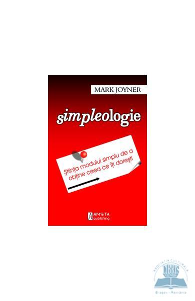 Simpleologie de Mark Joyner 0