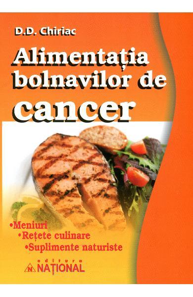 alimentatia bolnavilor de cancer de d d chiriac 0