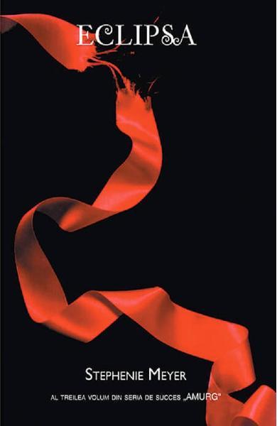 Eclipsa de Stephenie Meyer 0