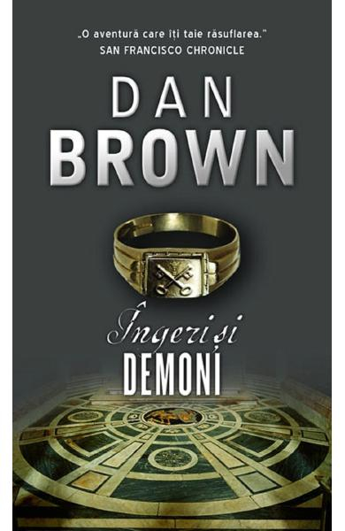 Ingeri si demoni de Dan Brown 0