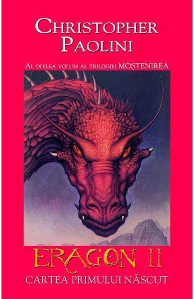 Eragon II: Cartea Primului Nascut - Christopher Paolini [0]