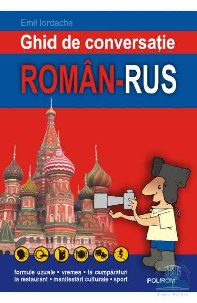 Ghid de conversatie roman-rus 0