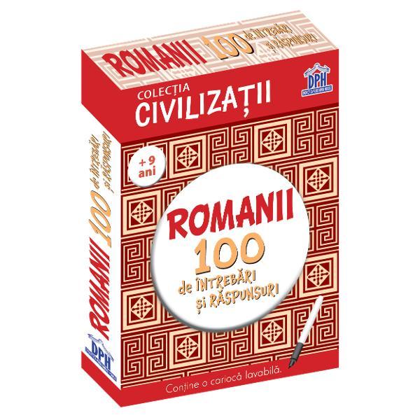 Romanii - 100 de intrebari si raspunsuri 0