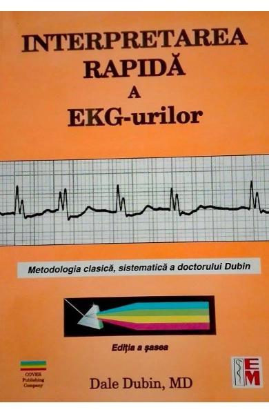 Interpretarea rapida a Ekg-Urilor de Dale Dubin 0