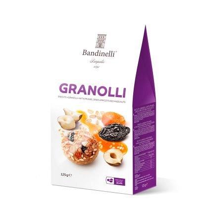 Biscuiti Granolli cu prune, caise, si alune de padure [0]