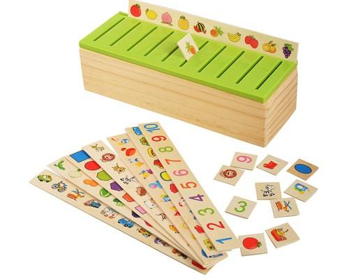 Joc lemn clasificare obiecte [0]
