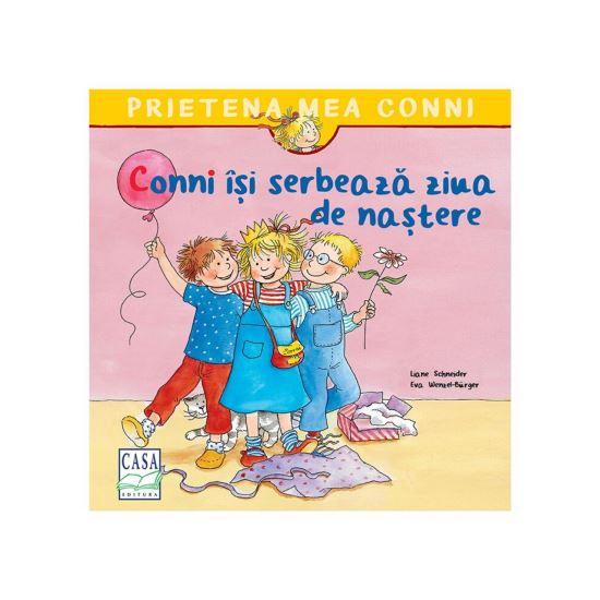 Conni isi serbeaza ziua de nastere de Liane Schneider [0]