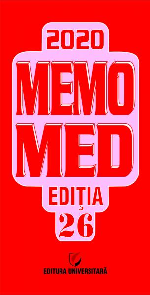 Memomed 2020. Editia 26 (PRODUS USOR DETERIORAT) [0]