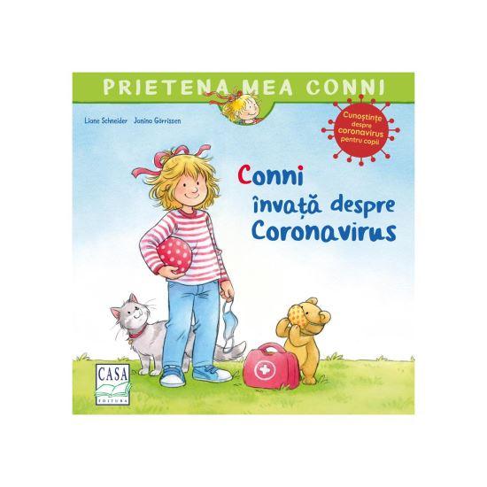 Conni invata despre Coronavirus de Liane Schneider [0]