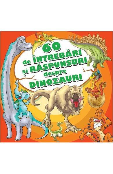 60 de intrebari si raspunsuri despre dinozauri 0