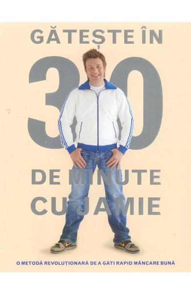 Gateste in 30 de minute cu Jamie de Jamie Oliver 0