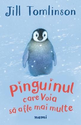 Pinguinul care voia sa afle mai multe de Jill Tomlinson [0]