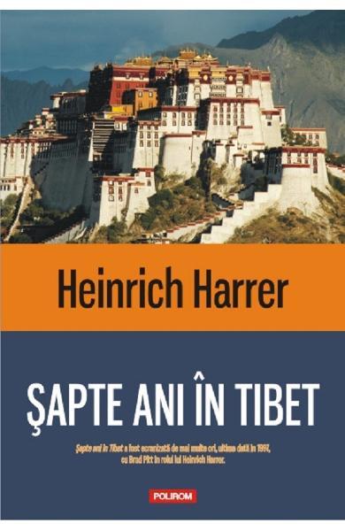 Sapte ani in Tibet de Heinrich Harrer [0]