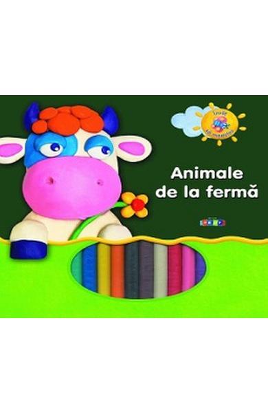 Animale de la ferma - Invat sa modelez [0]