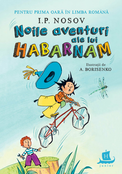 Noile aventuri ale lui Habarnam de I. P. Nosov [0]