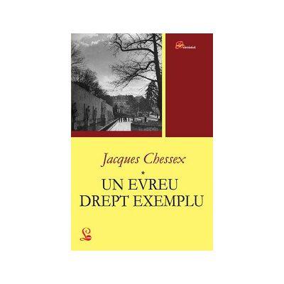 UN EVREU DREPT EXEMPLU de JACQUES CHESSEX [0]