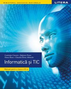 Informatica si TIC. Manual clasa a VII-a