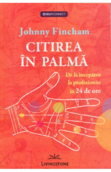 Citirea in palma - Jonny Fincham 0