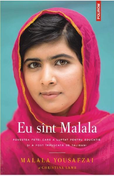 Eu sint Malala 0