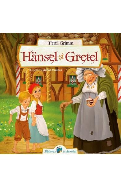 Hansel si Gretel de Fratii Grimm [0]