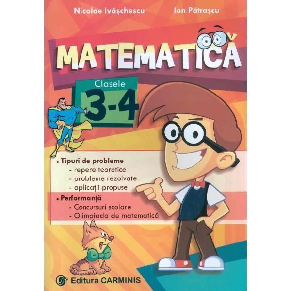 Matematica clasele III-IV 0