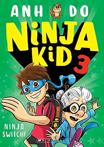 Ninja Kid 3. Buni Ninja! de Anh Do [0]
