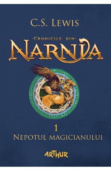 Cronicile din Narnia Vol.1: Nepotul magicianului de C.S. Lewis 0