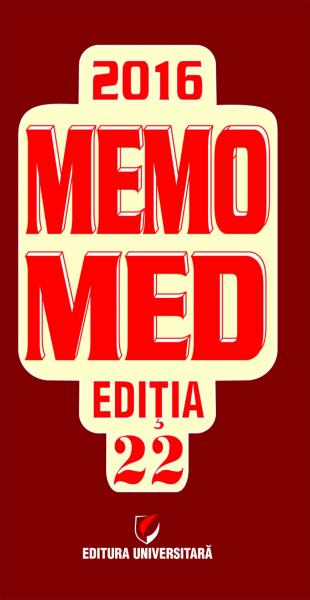 Memomed 2016 - Editia 22 de Dumitru Dobrescu [0]