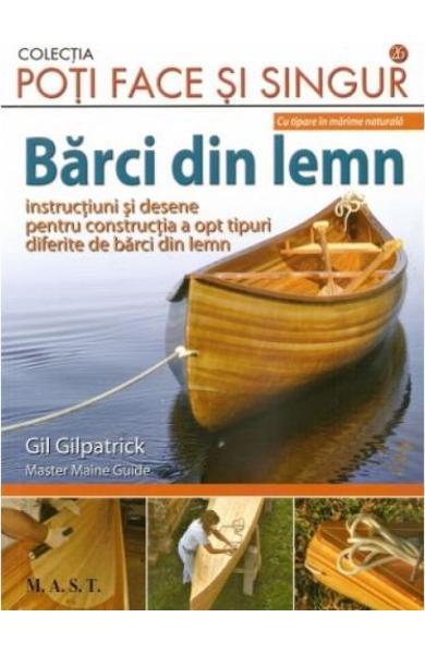 Barci din lemn de Gil Gilpatrick [0]