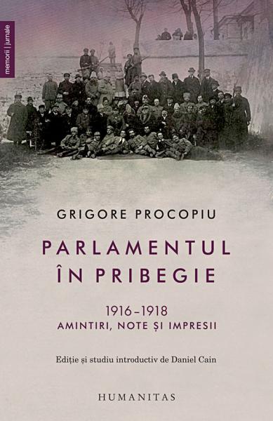 Parlamentul in pribegie de Grigore Procopiu 0